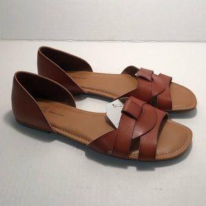 New Size 91/2 sandals women's